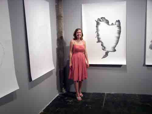 Jennifer Peel @ Crane Arts.