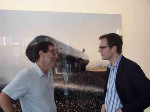 Ed Bronstein & Martin McNamara