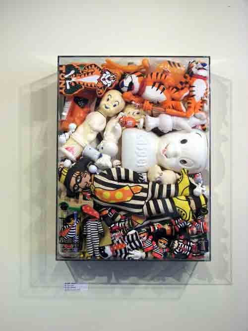 Acrylic Box by Tim Diet @ Jinxed.
