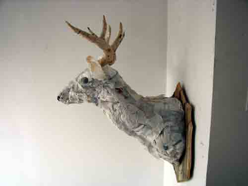 Stag by Jake Kehs @ CFEVA Show House.