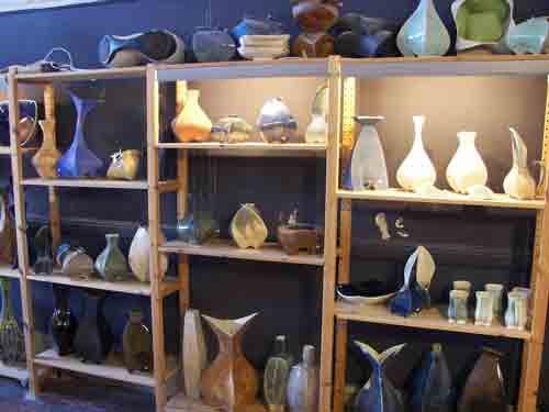 Peter Cunicelli's studio @ 915 Spring Garden.