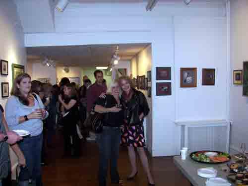 Lilliana Didovic & Shoshana Aron @ Da Vinci
