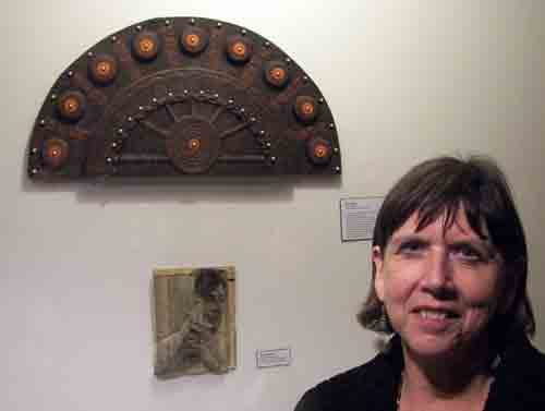 Sculptor Carol Cole @ The Green Exhibit