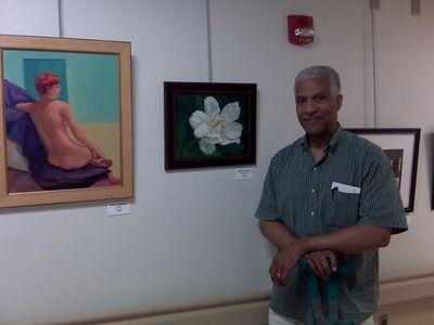 Clif Anderson @ Moss Rehab Art Shoe