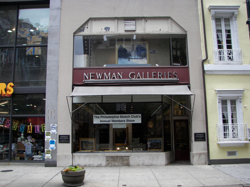 Newman Gallery
