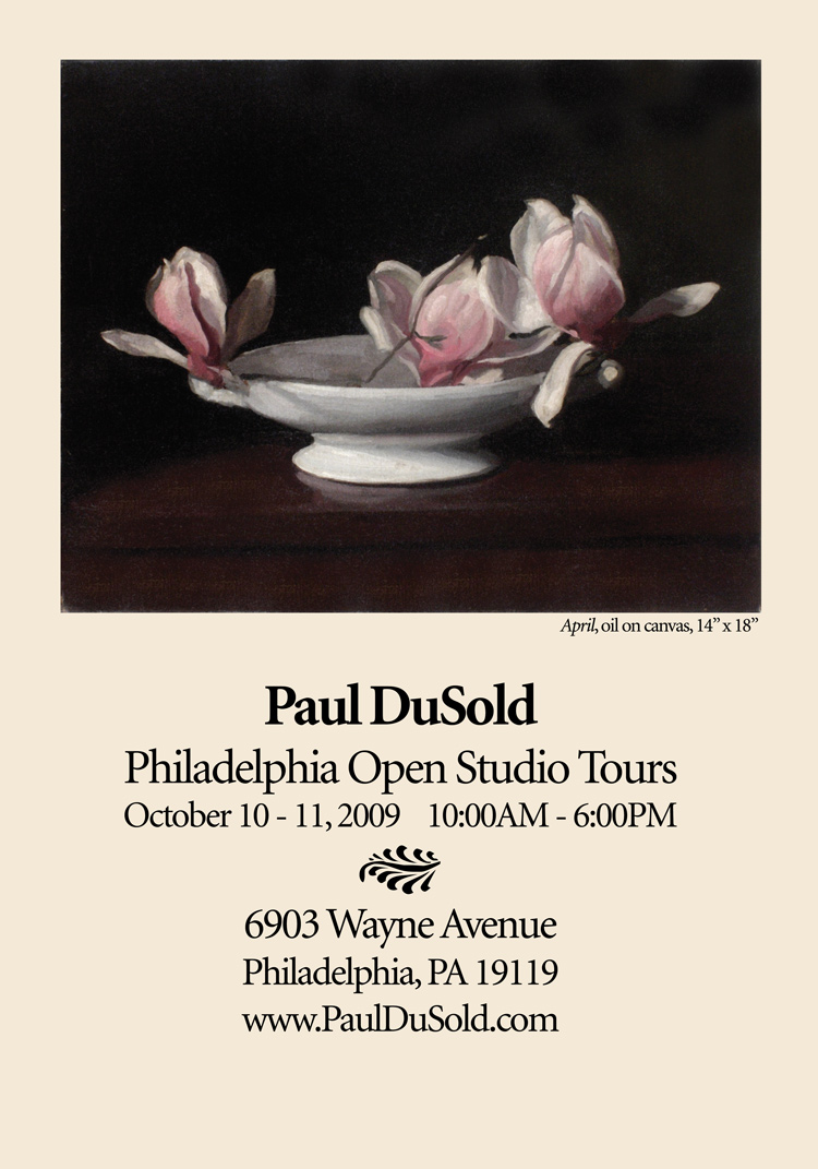 Paul DuSold - Philadelphia Open Studio Tours