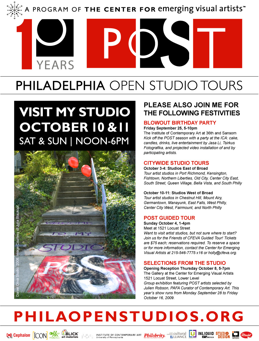 DoNBrewerMultimedia - Philadelphia Open Studio Tours