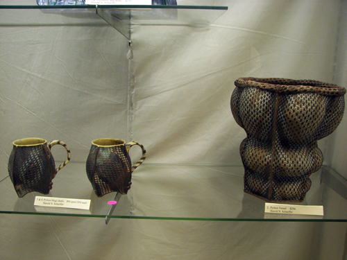 Pottery by Harold N. Schaeffer