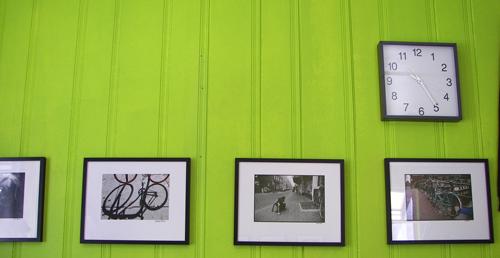 Girl.Bike.Dog @ Bainbridge & Grays Ferry