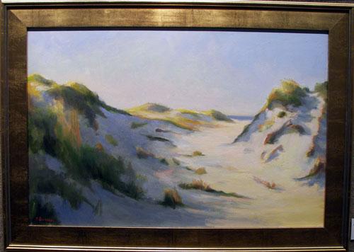 Susan Barnes - North End Beach