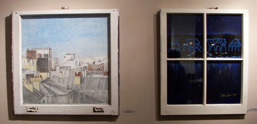 DoN Brewer & Lilliana Didovic - Through My Window @ Riverfront Renaissance Center for the Arts