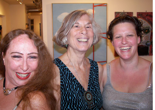 "Rosalind Bloom & Sharri Jerue,""Faces and Figures"", Curated by Dr. Debra Miller"