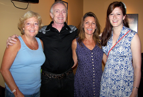 Kathleen Rockwell, DoN, Lori Hess and Carly Valentine.