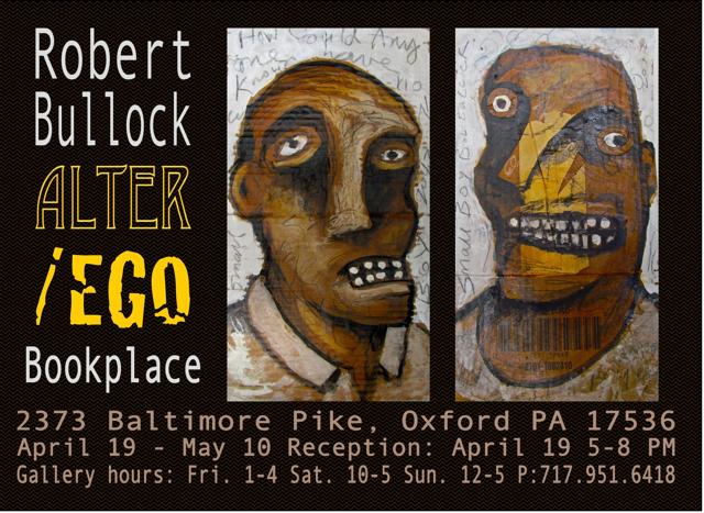 Robert Bullock, Alter/Ego, Bookplace