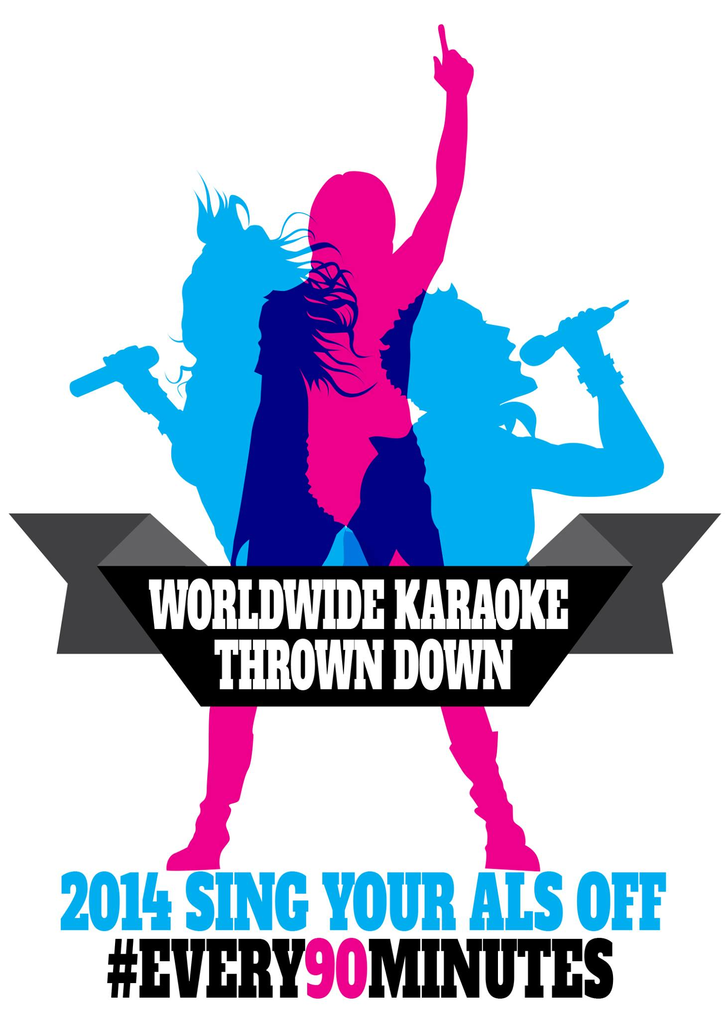 Worldwide Karaoke Throw Down