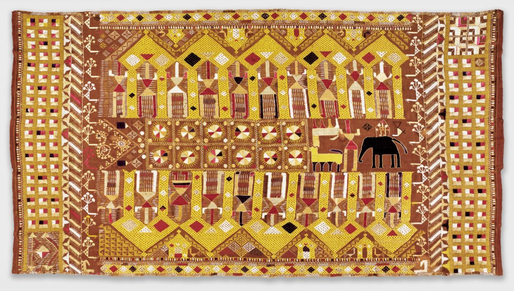 Phulkari: The Embroidered Textiles of Punjab