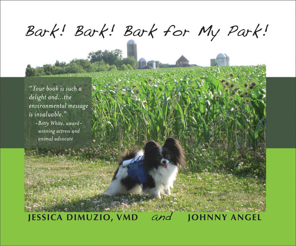 Bark! Bark! Bark for My Park! Dr. Jessica Dimuzio