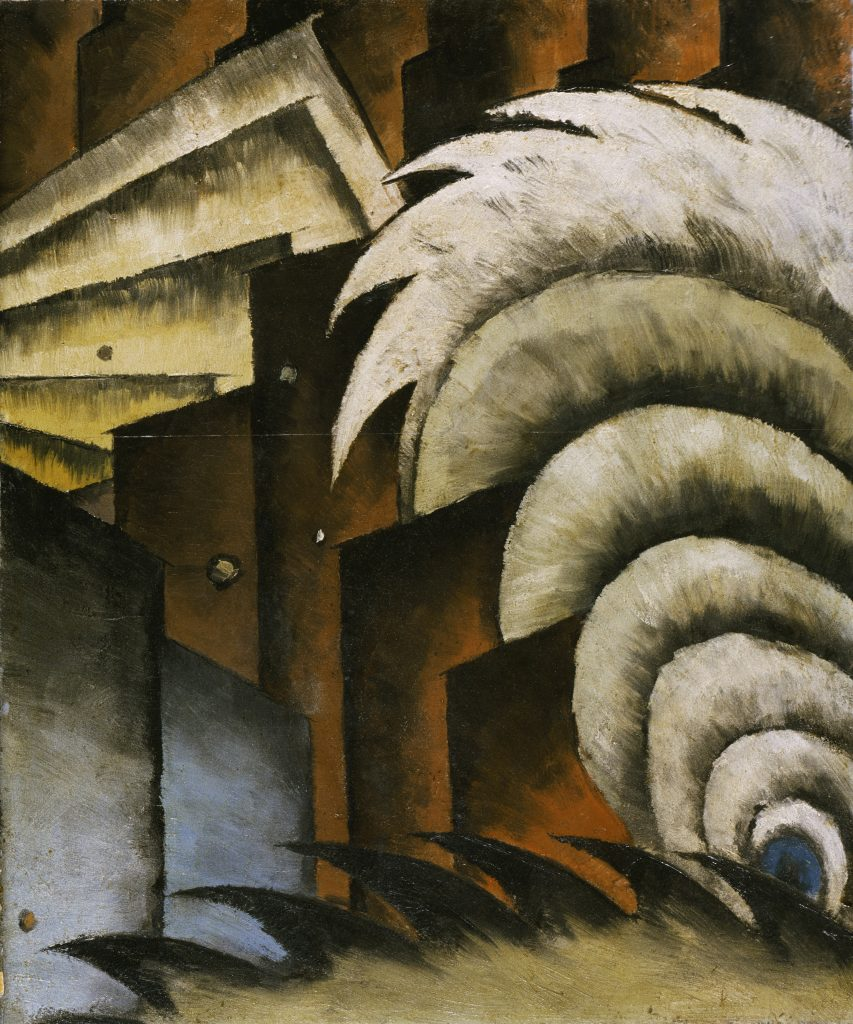 Modern Times, Arthur Dove, Chinese Music