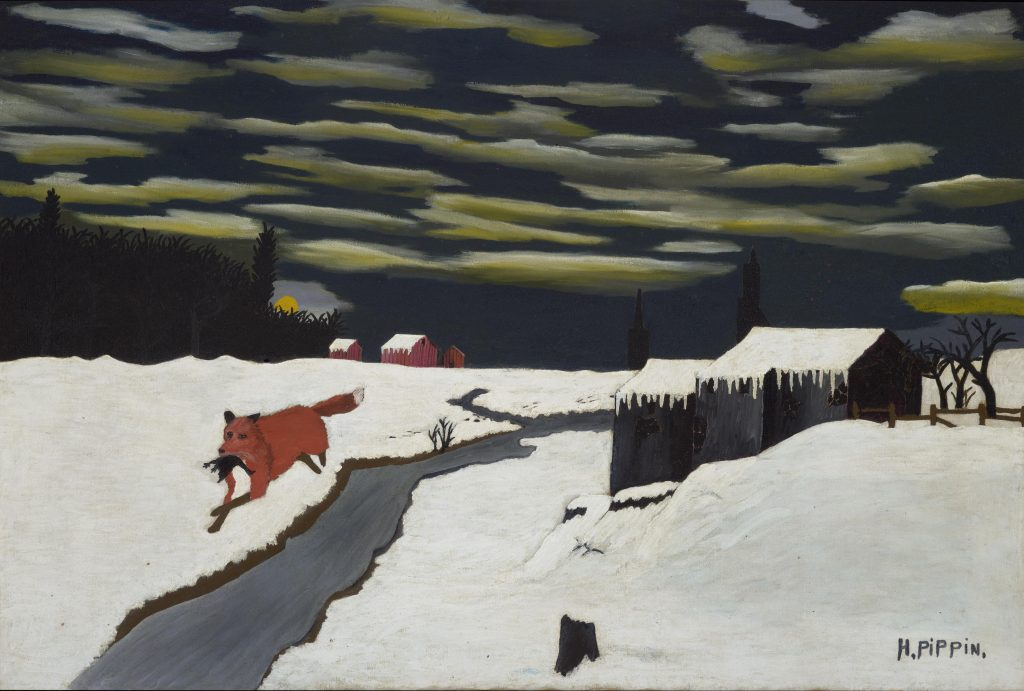 Modern Times, Horace Pippin, The Getaway