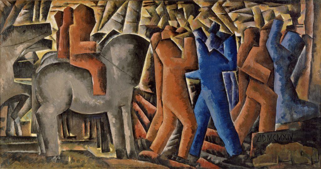 Modern Times, Man Ray, A.D. 1914