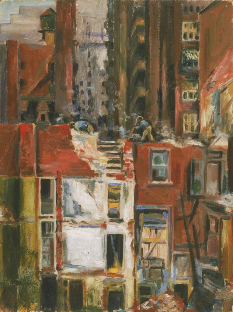 Modern Times, Dox Thrash, Demolition