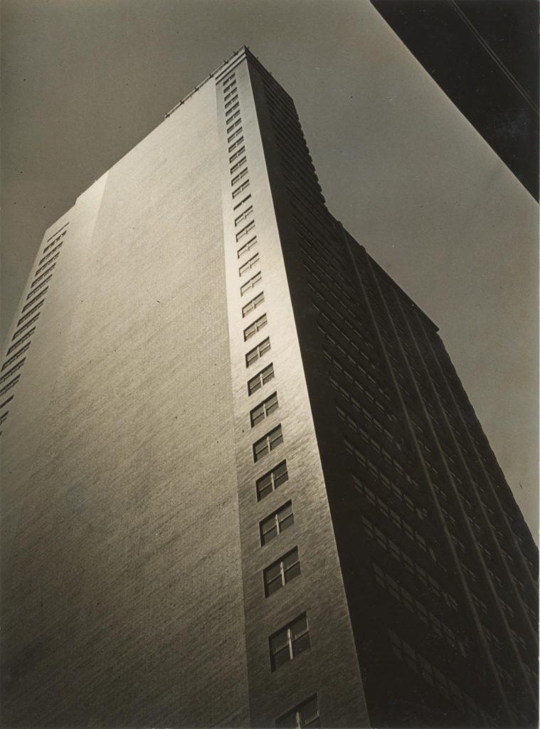 Modern Times, Lloyd Ullberg, PSFS Building, Philadelphia