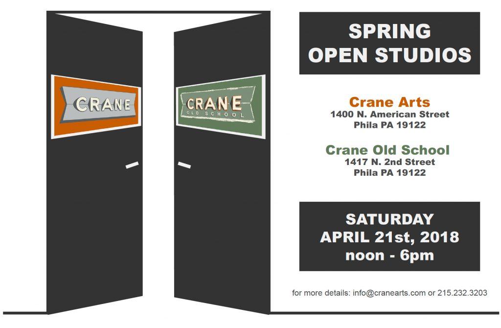 Spring Open Studios, Crane Arts