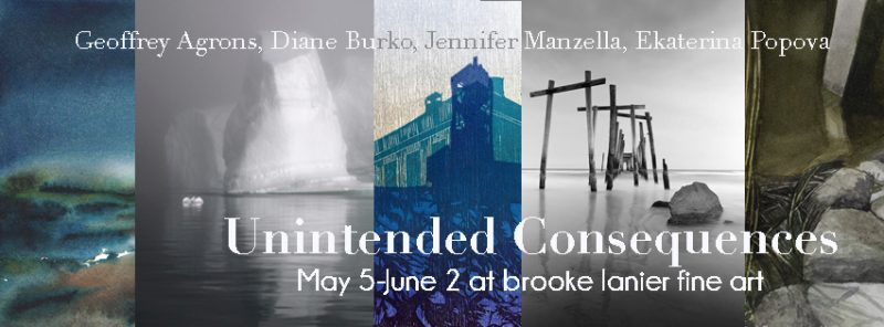 Unintended Consequences An Interview with Brooke Lanier By Paula Cahill