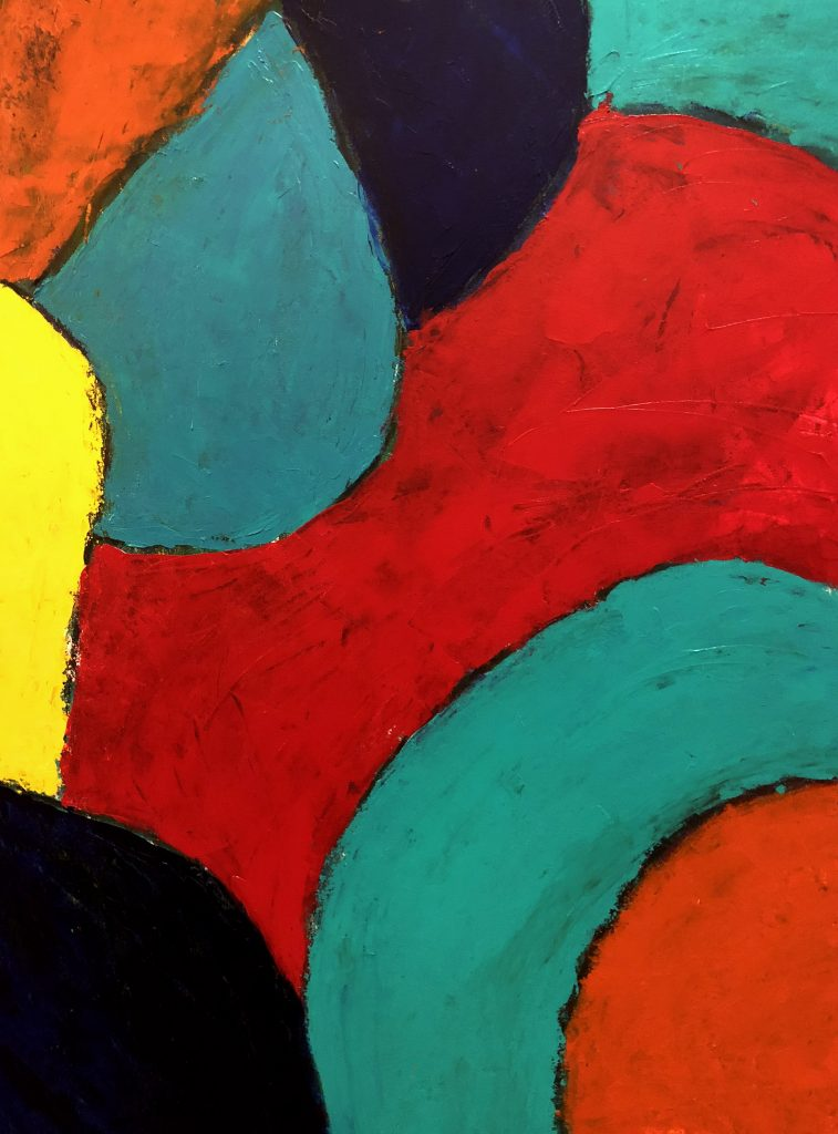 Zelda Edelson: Color in the Moment