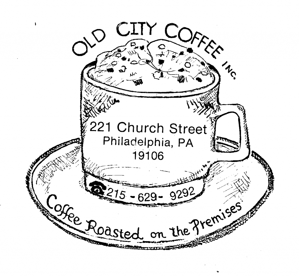 Joanne Isaac, Old City Coffee