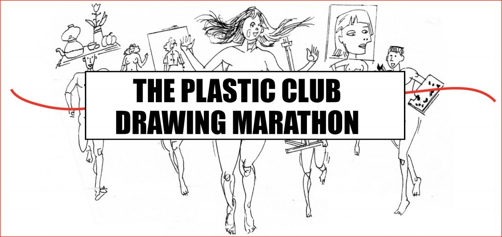 Drawing Marathon, The Plastic Club