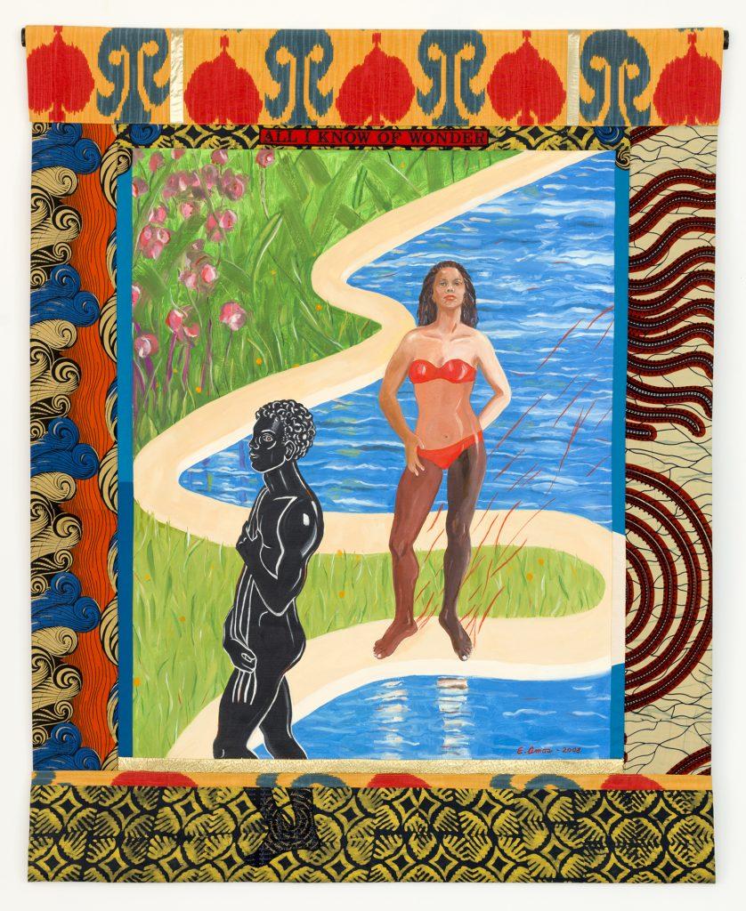 Emma Amos Retrospective PMA